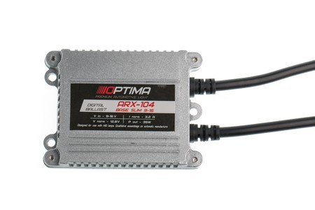 Блок розжига Optima Premium ARX-104 Base slim 9-16V 35W